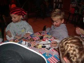 Piratenfeest Drieske
