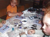 bling bling party;sierraden maken