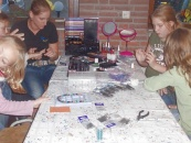 bling bling party;fantastische nep-nagels